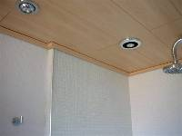 clad a ceiling