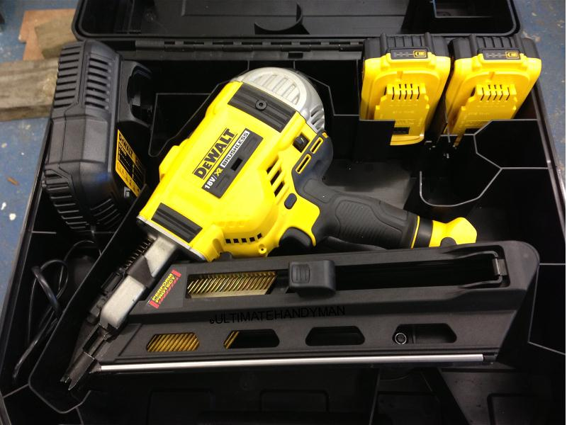 Awesome Dewalt Cordless Nail Gun Frieze - Nail Art Ideas - morihati.com