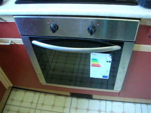 Fitting An Electric Oven Electrics