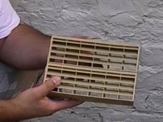 Plastic Air brick vent
