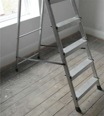 Step ladder- click to enlarge