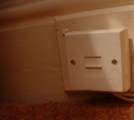 telephone socket