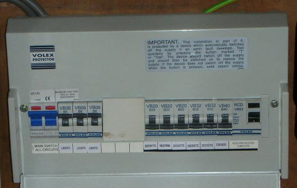Split way consumer unit are the modern safe alternative to fuses. As ...