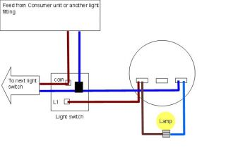 neutral terminal light switch