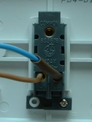 light switch wires