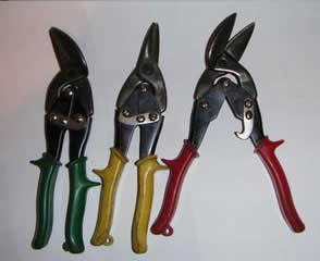 metal cutting snips