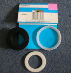 basin sealing kit
