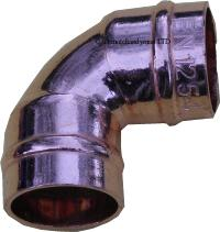 solder ring elbow fitting