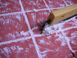 grout squeege