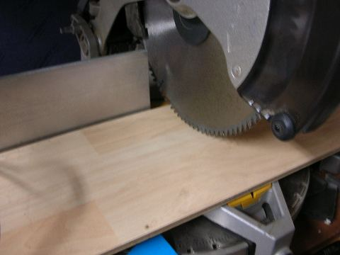 Cut Laminate Chop Saw