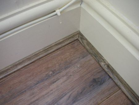Laminate Flooring Beading Laminate Floor Fitting