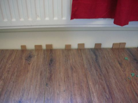 Laying Laminate Flooring attached images Laminate Spacers