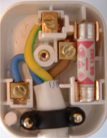 Wiringplug on How To Wire A Plug  Plug Wiring