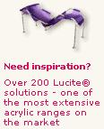 Lucite solutions finder