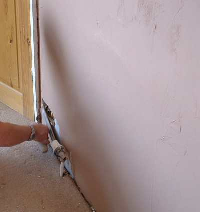 Lime scale Plaster