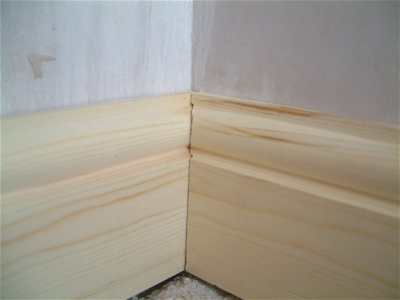 Skirting boards | woodworking