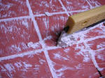 Tiling :  floor doityourself home decor